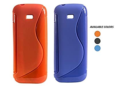 Cablebasket Soft Flexible Silicone Back Case Cover For Amazon In