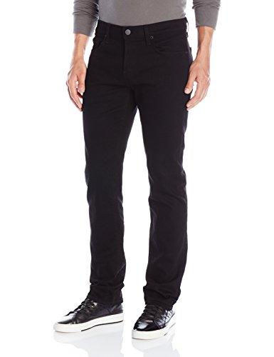 J Brand Jeans Men's Kane Straight Fit in Trivor Black, 34 from J Brand Jeans