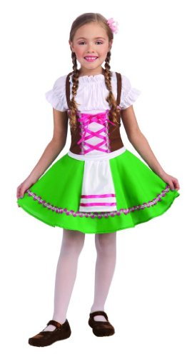 Forum Novelties Gretel Costume, Large - German Costumes For Girls