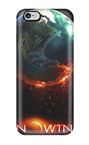 Iphone 6 Plus Hard Back With Bumper Silicone Gel Tpu Case Cover Nicolas Cage Knowing