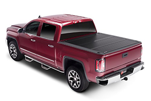 Bak Industries 1126312 BAKFlip FiberMax Hard Folding Truck Bed Cover BAKFlip FiberMax Hard Folding Truck Bed Cover