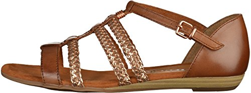 Tamaris 28 Sandals Cognac 1 Womens 28108 rE8Wrqa