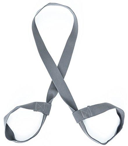 Najae Adjustable Cotton Yoga Mat Carrying Strap - 5 Colors