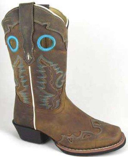 Smoky Mountain Childrens El Dorado Boots 5 Brn