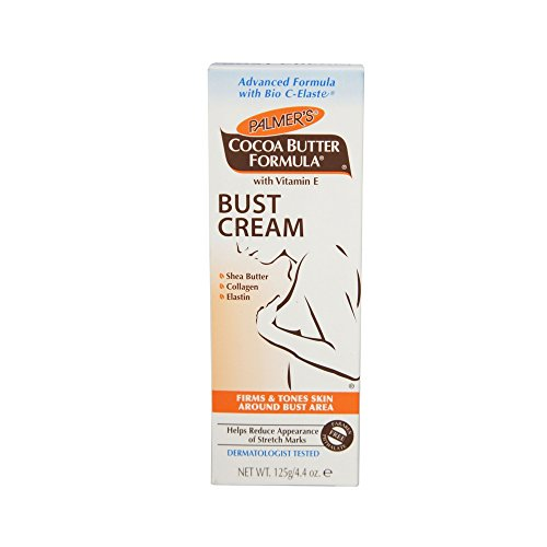 Palmer's Cocoa Butter Formula Bust Cream 4.40 oz (Pack of 6)