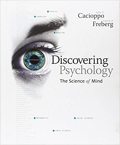 Amazon discovering psychology the science of mind amazon discovering psychology the science of mind 9780618185504 john t cacioppo laura freberg books fandeluxe Choice Image