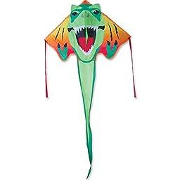 Large Easy Flyer Kite - T-Rex Dinosaur (46\