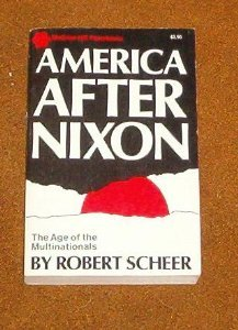 America After Nixon by McGraw-Hill