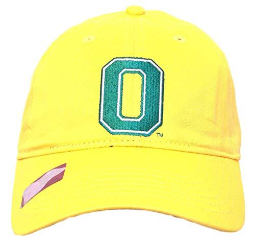 フリンジ探検群れNCAA Officially Licensed Oregon Ducks刺繍調整可能帽子キャップ蓋
