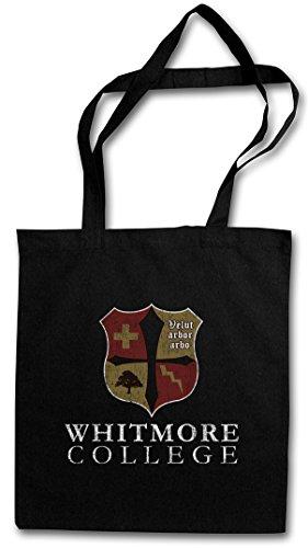 WHITMORE COLLEGE HIPSTER BAG �?Colegio escuela Vampiro Vampir Blood universidad Blut Diaries Uni