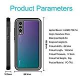 for Huawei P20 Pro Waterproof Case, Scheam Ultra