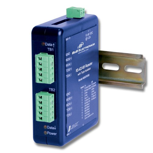 Ilinx RS-485/422 Isolated Repeater with Triple Isolation ()
