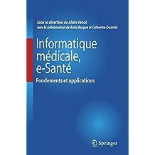 Informatique Medicale, E-sante