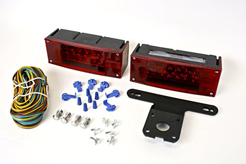 trailer light led low profile - 3