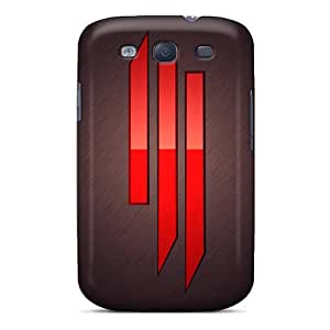 Galaxy S3 Cases Covers Cases - Eco-friendly Packaging Skrillex Design