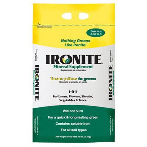 Ironite Mineral Supplement 1-0-1 Pallet, 20lb