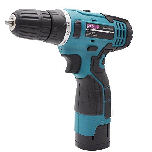 16.8V LI-ION Cordless Electric Drill Driver LED Reeson Tools Co. Ltd