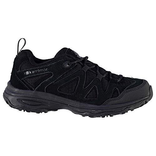 Women Shoes KARRIMOR Hiking Black Border U6ABqxR