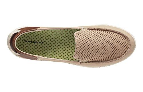 Full US Women's 7 Grain Superfeet Leather Casual Chipmunk Sand Fir Women's Comfort Shoe Cuban ROw8B