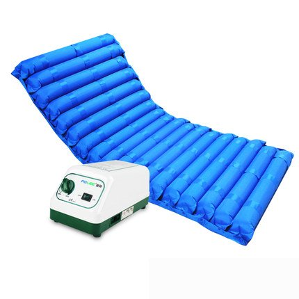Mattress Includes Electric Pump & Mattress Pad Inflatable Bed Pad for Pressure Ulcer and Pressure Sore Treatment