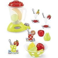 Pretend Play Food 27-piece Colorful Assorted Licuadora Juguete de plástico Set