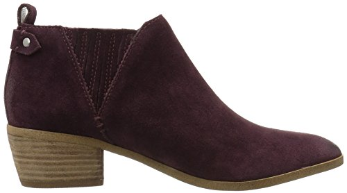 Women's Dark Marc Fisher Bootie Ankle Mfwilde Wine ZxCfTRq
