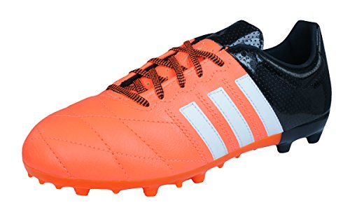 J pelle arancio ag in Ace per nero ragazzo Adidas Stivali 3 bianco 15 Fg Xqg4pHw
