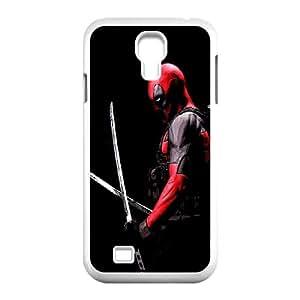 Water Spirit phone Case Deadpool For Samsung Galaxy S4 I9500 QQW732759