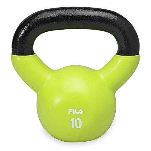 FILA Accessories Kettlebell Weight, 10lb