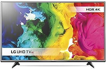 Televisor LED LG 65UH615V 4K Ultra HD IPS Smart TV Quad Core 1200Hz PMI webOS Wifi 65