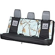 Realtree Camo Seat Cover | Bench | AP Cool Mint | Full Bench