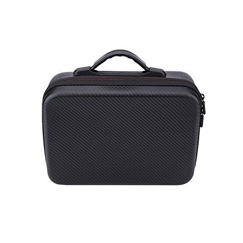 Alomejor Drone Carrying Bag, Quadcopter Storage Box Portable Hard Case for DJI Mavic Air by Alomejor