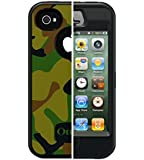 Otterbox 77-18632 Defender Case for Apple iPhone 4, 4S - 1 Pack - Retail Packaging - Jungle