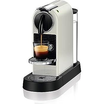 Nespresso D112-US-WH-NE Citiz Espresso Machine, White