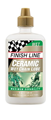 Finish Line Ceramic WET Bicycle Chain Lube