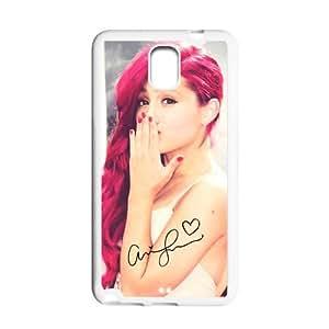 Custom Ariana Grande Hard Back Cover Case for Samsung Galaxy Note 3 NE76
