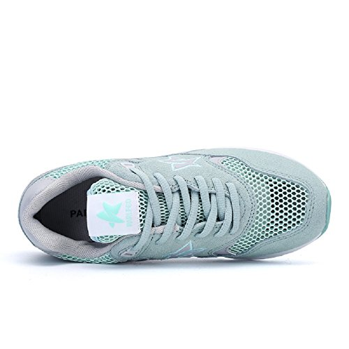 mujer Verde Peggie House baja zapatilla AIAqpxRt