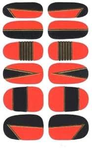 RocooArt Nail Fashion Sticker - Women YQ-901
