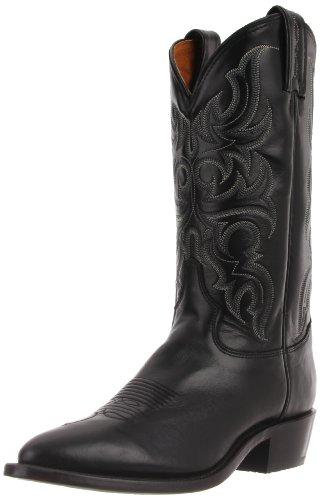 Tony Lama Men's El Paso 7926 Boot,Black El Paso,9.5 D US