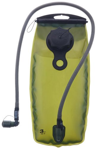 Source Tactical WXP 3-Liter Hydration Reservoir Leakproof Antimicrobial System with Storm Valve (Liter Hydration System)