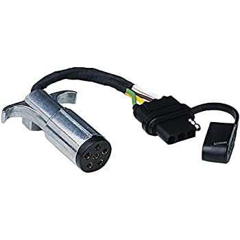 Amazon.com: Hopkins 47315 4 Wire Flat Adapter: Automotive