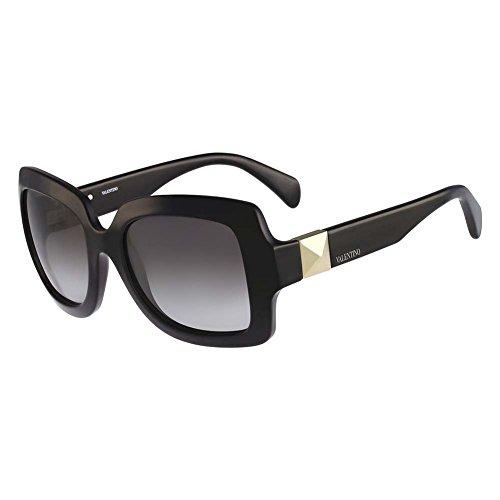 Valentino Valentino Women's Sunglasses V714s, black, 54
