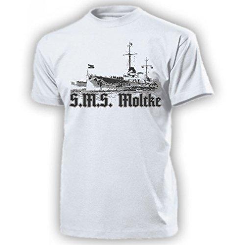 (SMS Moltke Great Cruiser Battlecruiser Imperial Navy Moltke Class Ship)