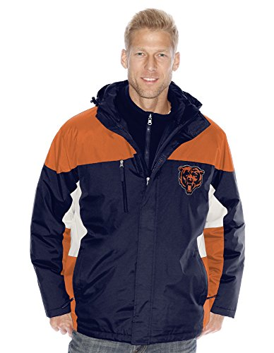 Chicago Bears Jackets Heavyweight - Chicago Bears NFL