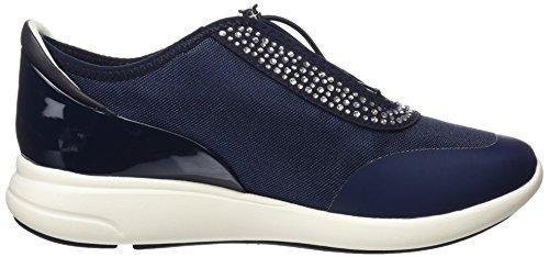 E Zapatillas Azul Geox Ophira D Mujer Navy para WTwT4Sqn