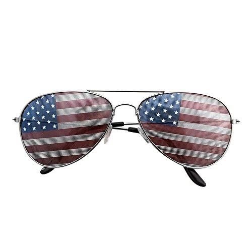 american-usa-flag-design-metal-frame-aviator-unisex-sunglasses-with-print-patterned-lens-for-sun-pro