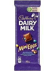 Cadbury Dairy Milk Mini Eggs Chocolate Bar, 100g