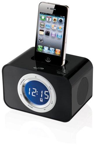 ilive FM Clock Radio for Iphone / Ipod