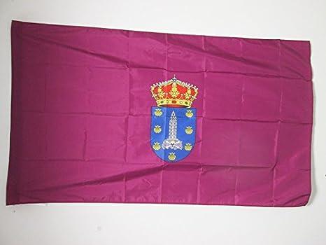 AZ FLAG Bandera de la Provincia DE LA CORUÑA 150x90cm para ...