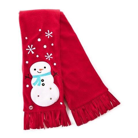 Hallmark Blink-A-Long Musical Scarf (Hallmark Musical Snowman)